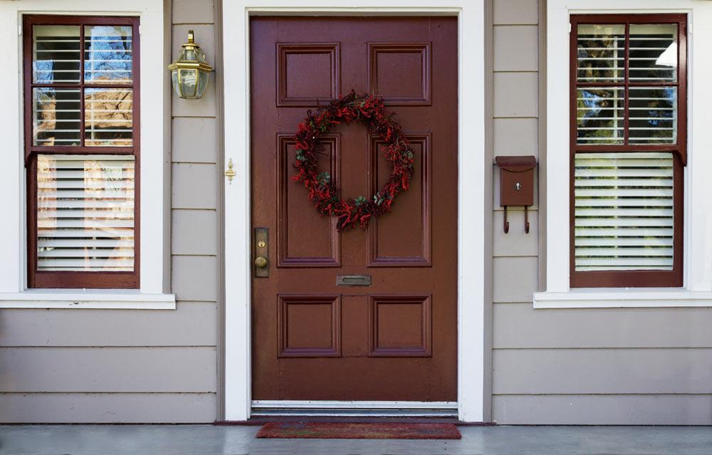 choisir une porte d'entrée adaptée