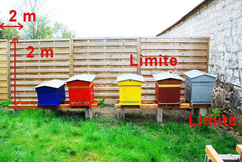 Les réglementations des ruches pour éviter les troubles de voisinage